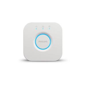 Купить Контроллер для умного дома Philips Hue Bridge 3 Apple HomeKit (Витринный образец)