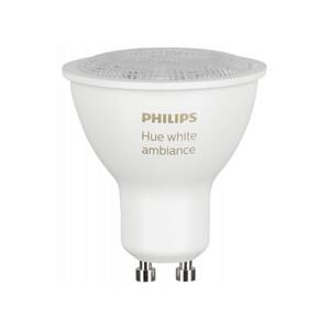 Купить Умные светодиодные лампочки Philips Hue GU10 White Ambiance Apple HomeKit (2 шт.)