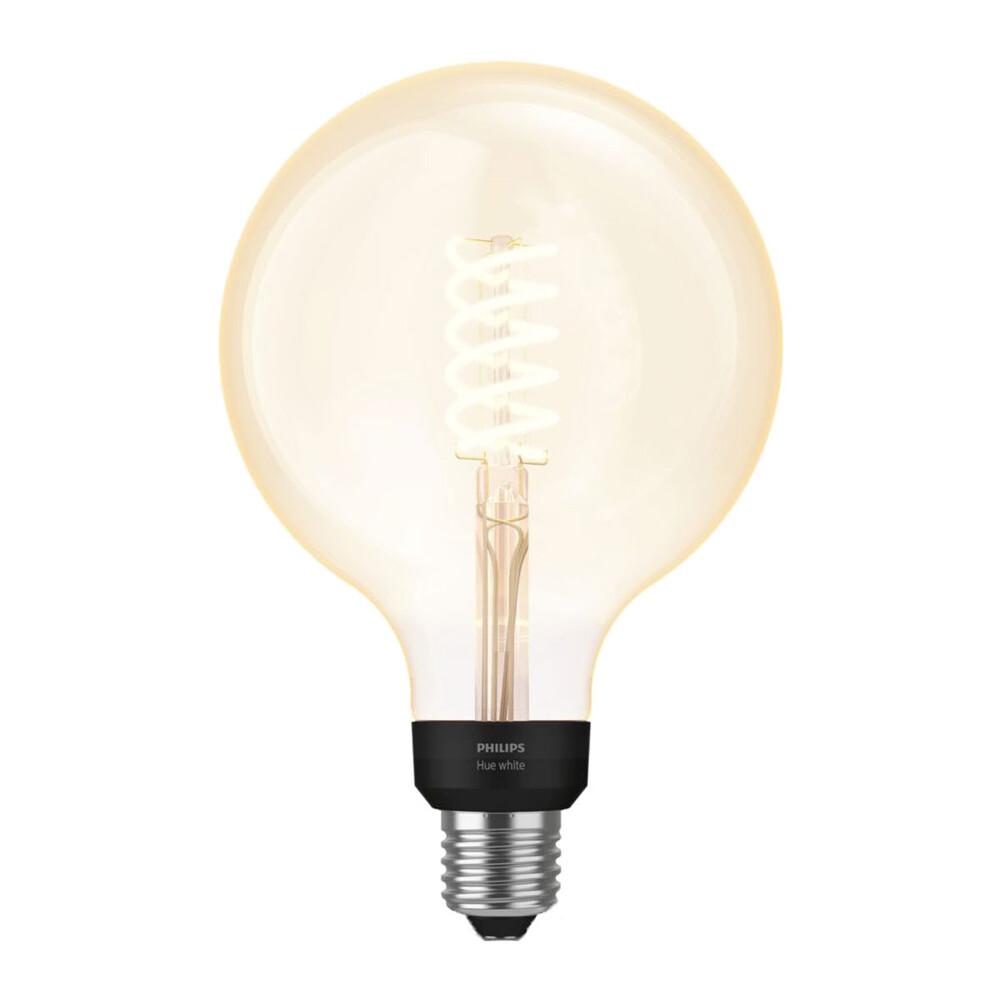 Купить Умная LED лампочка Philips Hue Retro G125 E27 Apple HomeKit