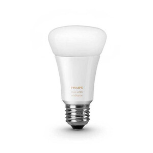 Купить Умная лампочка Philips Hue White Ambiance A19 Single Bulb для iPhone
