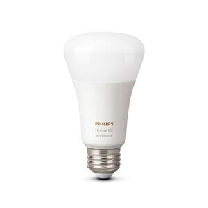 Купить Умная лампочка Philips Hue White and Color Ambiance A19 Single Bulb для iPhone