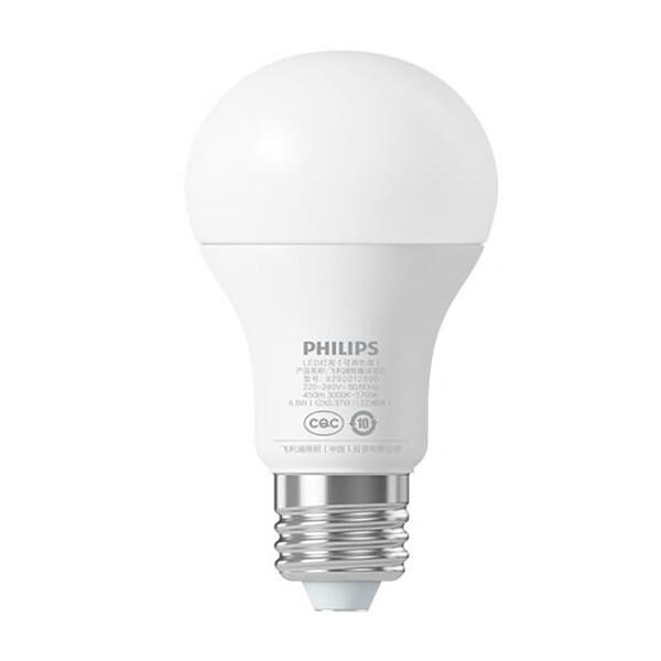 Умная лампочка Philips Zhirui LED Wi-Fi Smart Bulb E27