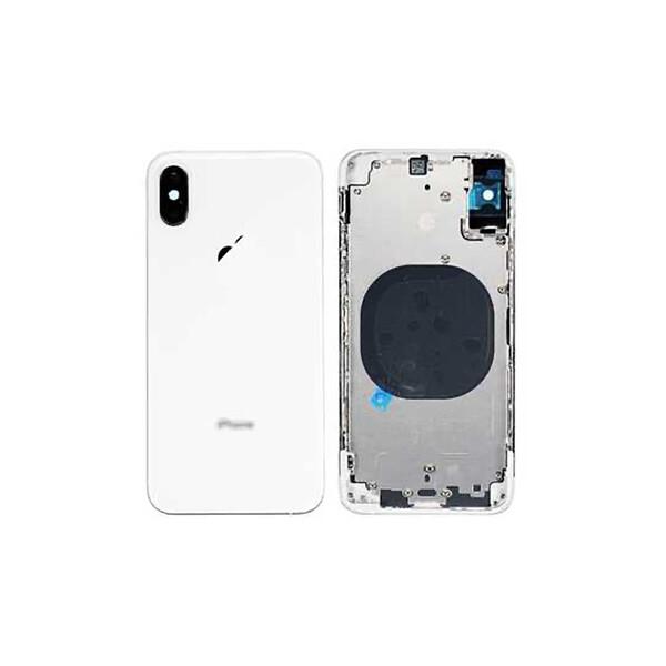 Корпус (Silver) для iPhone XS
