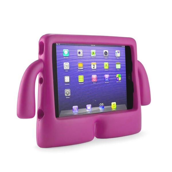 Детский чехол iLoungeMax iGuy Pink для iPad mini  5 | 4 | 3 | 2 | 1