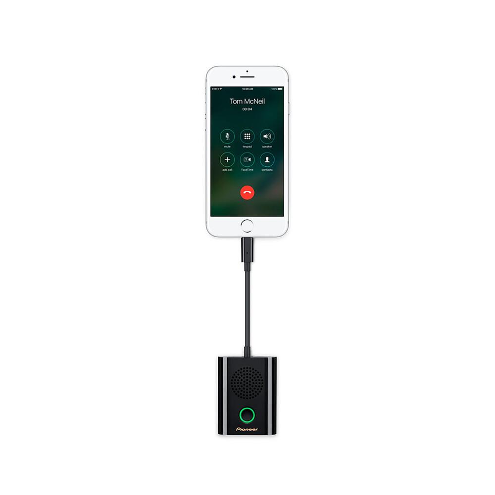 Купить Портативный динамик-спикер Pioneer Rayz Rally для iPhone | iPad