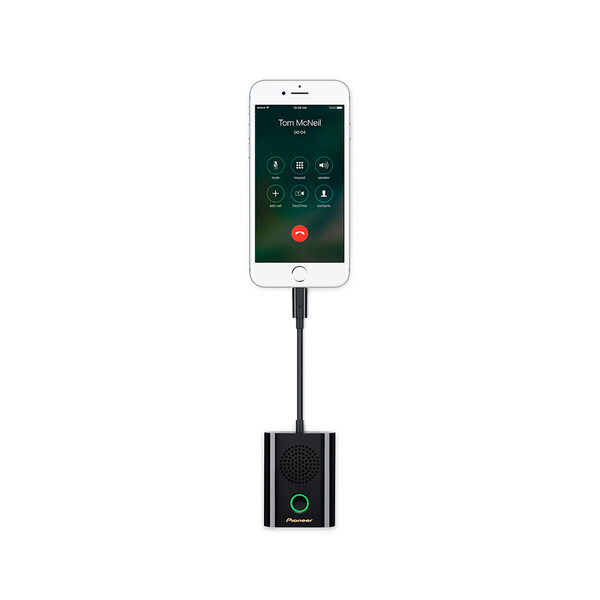 Портативный динамик-спикер Pioneer Rayz Rally для iPhone   iPad