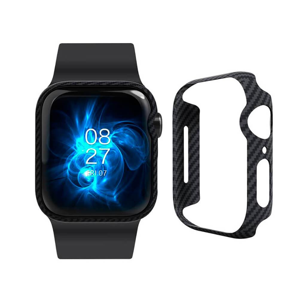 Купить Противоударный чехол Pitaka Air Case для Apple Watch SE | 6 | 5 | 4 44mm