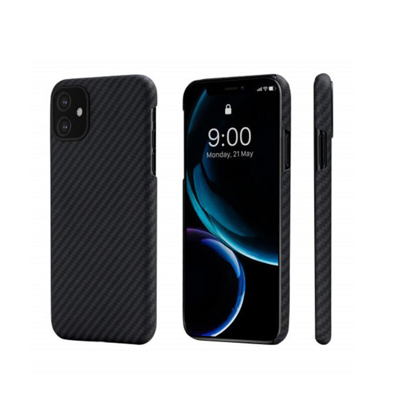 Чехол Pitaka MagCase Black/Grey для iPhone 11