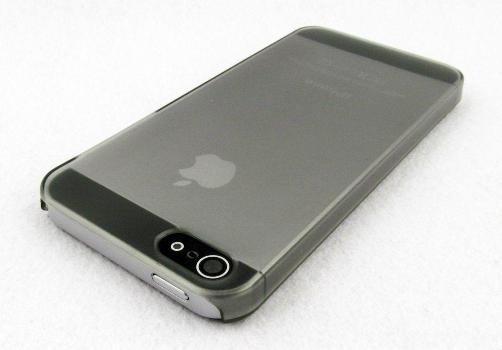 Пластиковый чехол Matte для iPhone 5/5S/SE