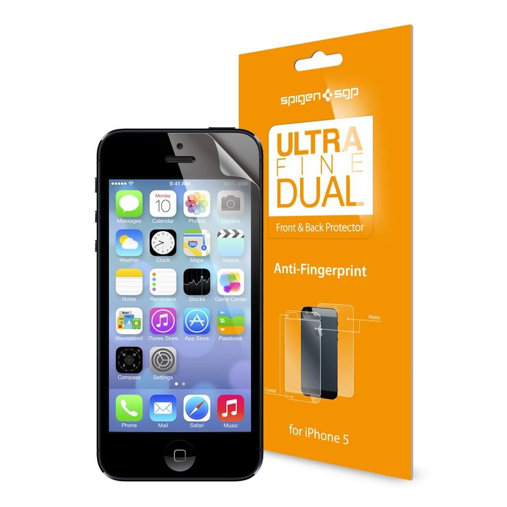 SGP Steinheil Dual Ultra Fine для iPhone 5/5S/SE/5C