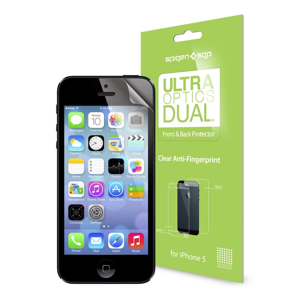 SGP Steinheil Dual Ultra Optics для iPhone 5/5S/SE/5C