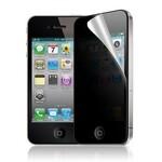 Защитная пленка анти-шпион iLoungeMax для iPhone 4   4S