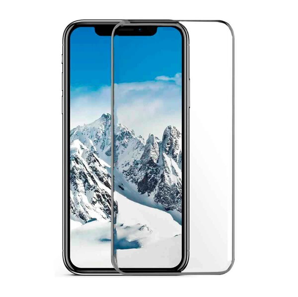 Защитное стекло +NEU Chatel Full Cover Crystal Front Clear для iPhone 12 mini