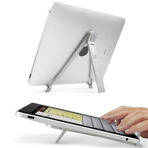 Складная алюминиевая подставка для iPad/iPad mini
