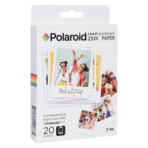 """Купить Фотобумага Polaroid 3.5 x 4.25"""" ZINK (5 шт)"""