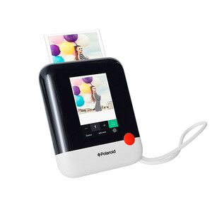 Купить Фотокамера моментальной печати Polaroid Pop White (Витринный образец)
