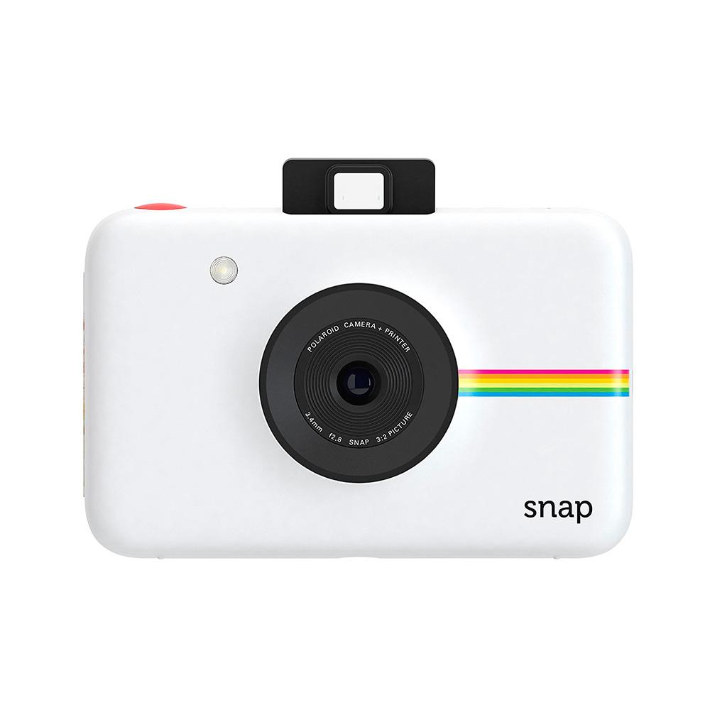 Купить Фотокамера моментальной печати Polaroid Snap White
