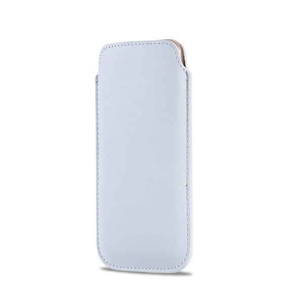 Чехол-футляр iLoungeMax Crumena S White для iPhone 5 | 5S | SE | 5C | 4 | 4S