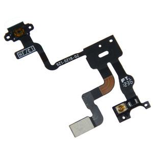 Купить Шлейф кнопки Power и датчика света для iPhone 4S
