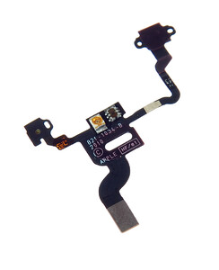 Купить Шлейф кнопки Power и датчика света для iPhone 4