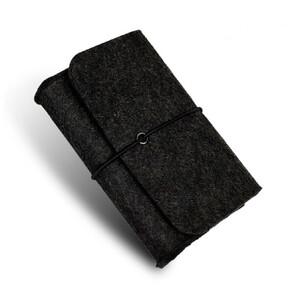 Купить Черный войлочный чехол для зарядки MagSafe и мышки Magic Mouse