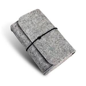 Купить Серый войлочный чехол для зарядки MagSafe и мышки Magic Mouse