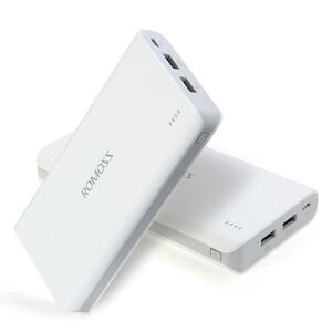 Купить Внешний аккумулятор ROMOSS Sense 9 25000mAh 3 USB