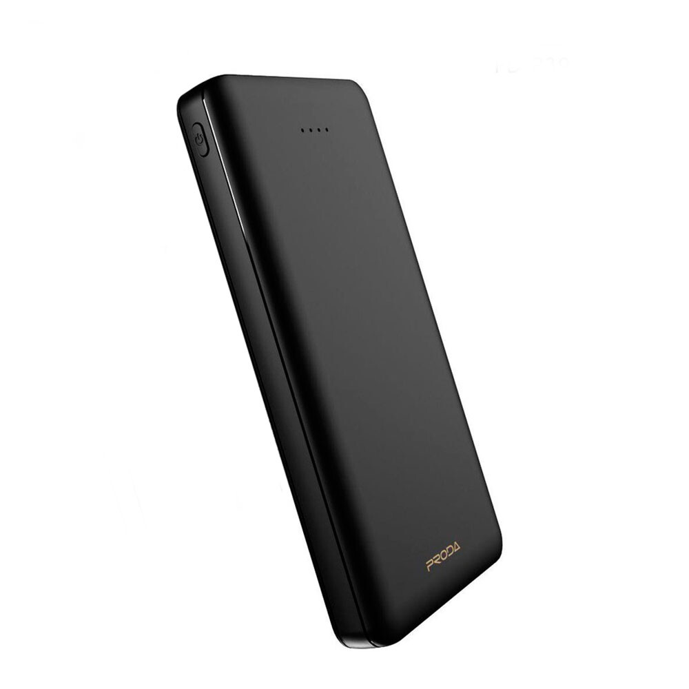 Внешний аккумулятор iLoungeMax Hujon Series PD-P39 Black 10000mAh
