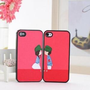Купить Чехол для влюбленных Valentine Lovers для iPhone 4/4S