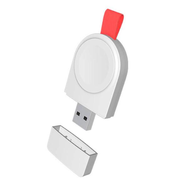 Беспроводная зарядка Floveme Portable Magnetic Wireless Charger для Apple Watch