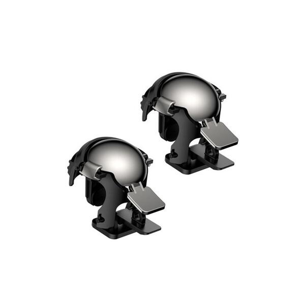 Игровой триггер для телефона | PUBG Baseus Level 3 Helmet Gadget GA03 (в комплекте 2 шт.)