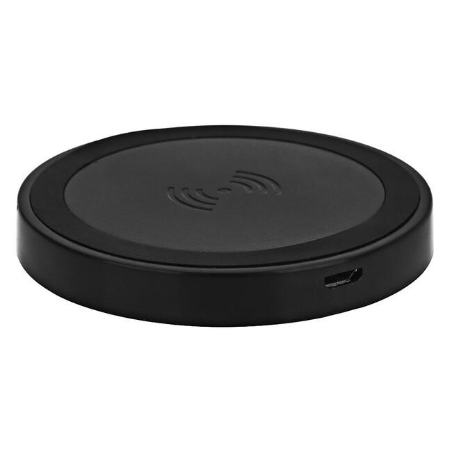 Беспроводное зарядное устройство Q5 Wireless Charger Black для смартфонов