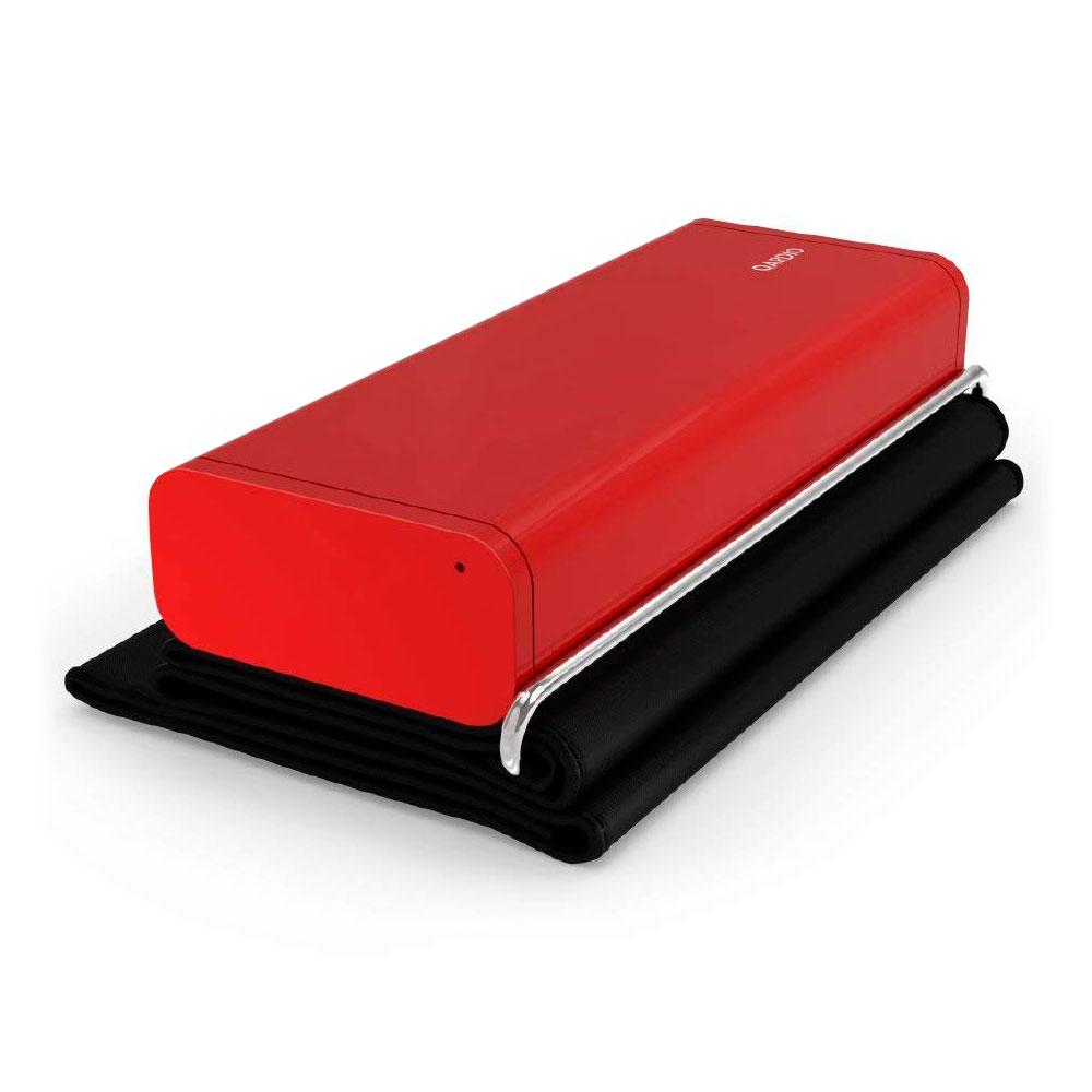 Купить Умный беспроводной тонометр Qardio QardioArm Lightning Red для iPhone   Android