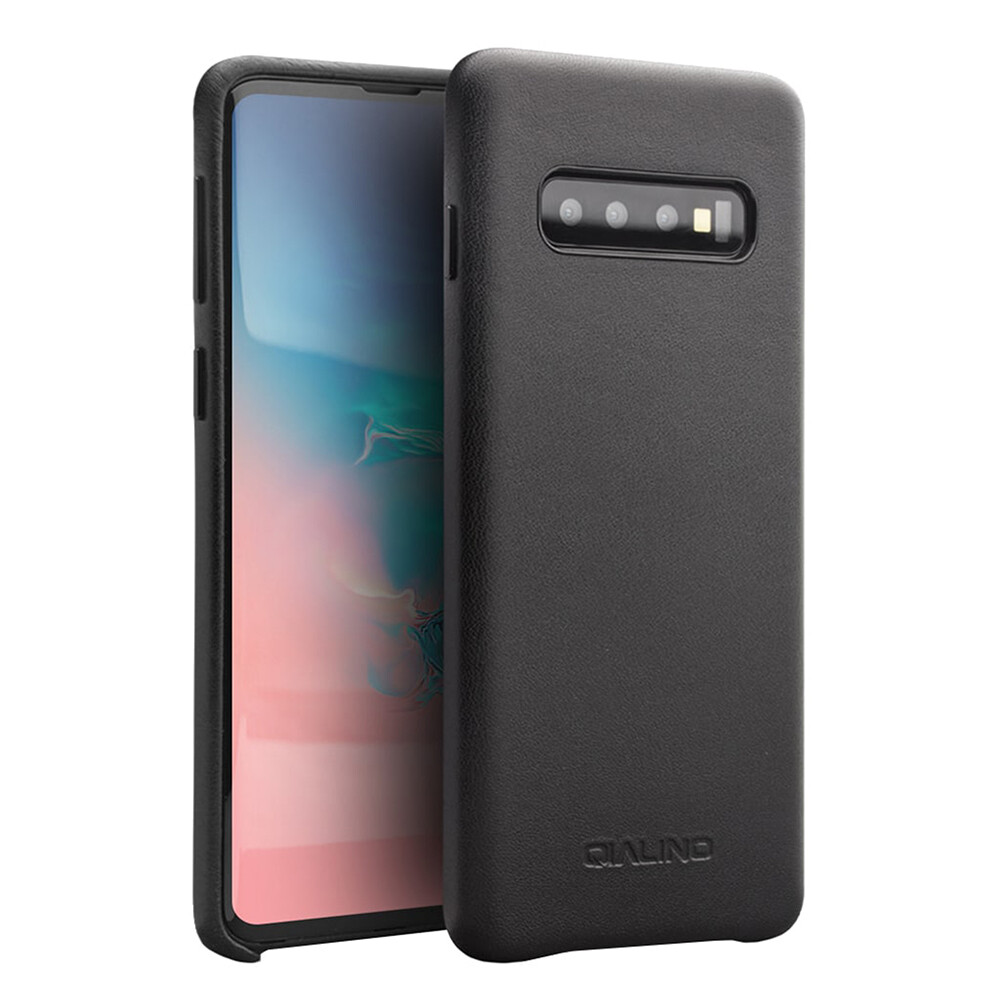 Qialino Leather Back Case