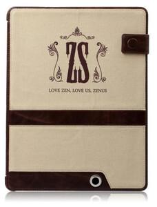 Купить ZENUS Masstige Oxford Portfolio Beige для iPad 4/3