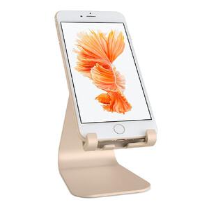 Купить Алюминиевая подставка Rain Design mStand mobile Gold для iPhone/iPad mini