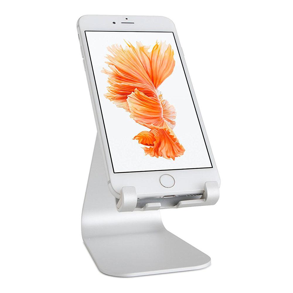 Купить Алюминиевая подставка Rain Design mStand mobile Silver для iPhone | iPad mini