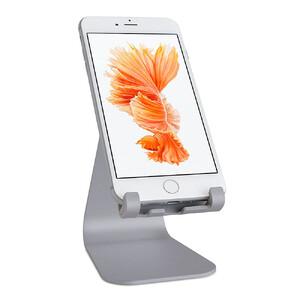 Купить Алюминиевая подставка Rain Design mStand mobile Space Gray для iPhone/iPad mini