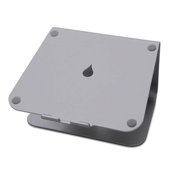 Алюминиевая подставка Rain Design mStand Space Gray для MacBook