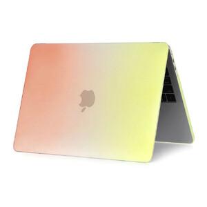 """Купить Пластиковый чехол Rainbow Yellow/Orange для Macbook Pro 13"""" (2016)"""