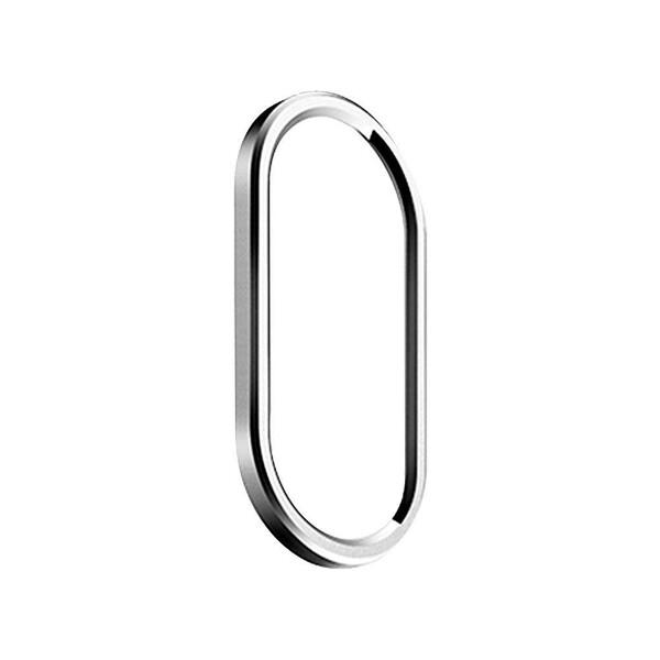Рамка для задней камеры (Silver) для iPhone XS Max