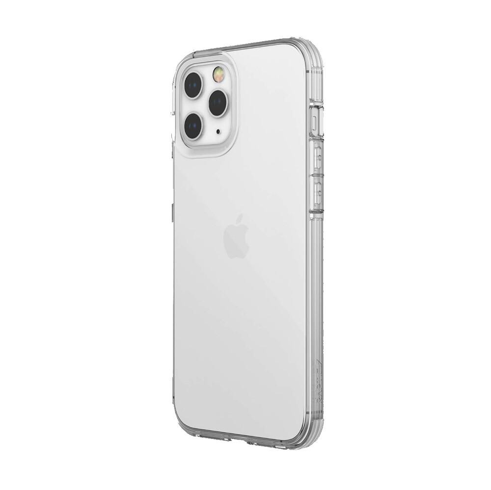 Купить Противоударный чехол Raptic Defense Clear Clear для iPhone 12   12 Pro