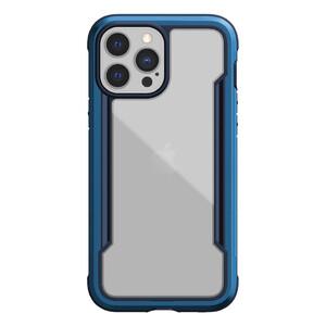 Противоударный чехол Raptic Defense Shield Blue для iPhone 13 Pro Max