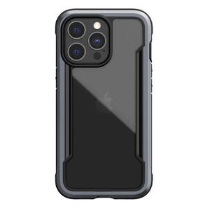 Противоударный чехол Raptic Defense Shield Black для iPhone 13 Pro Max