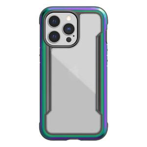 Противоударный чехол Raptic Defense Shield Rainbow для iPhone 13 Pro Max