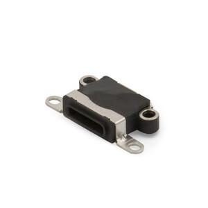 Купить Разъем зарядки (Black) для iPhone SE