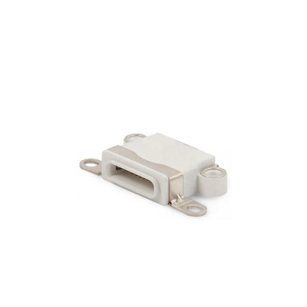 Купить Разъем зарядки (White) для iPhone SE