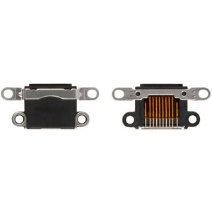 Купить Разъем зарядки (Black) для iPhone 5