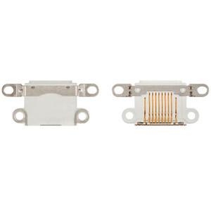 Купить Разъем зарядки (White) для iPhone 5