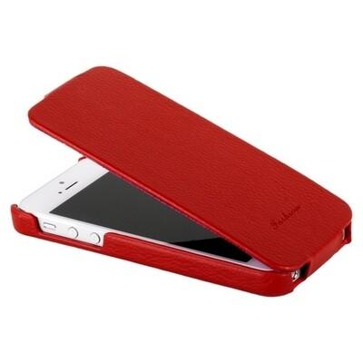Кожаный чехол HOCO Fashion Royal Series для iPhone 5/5S/SE